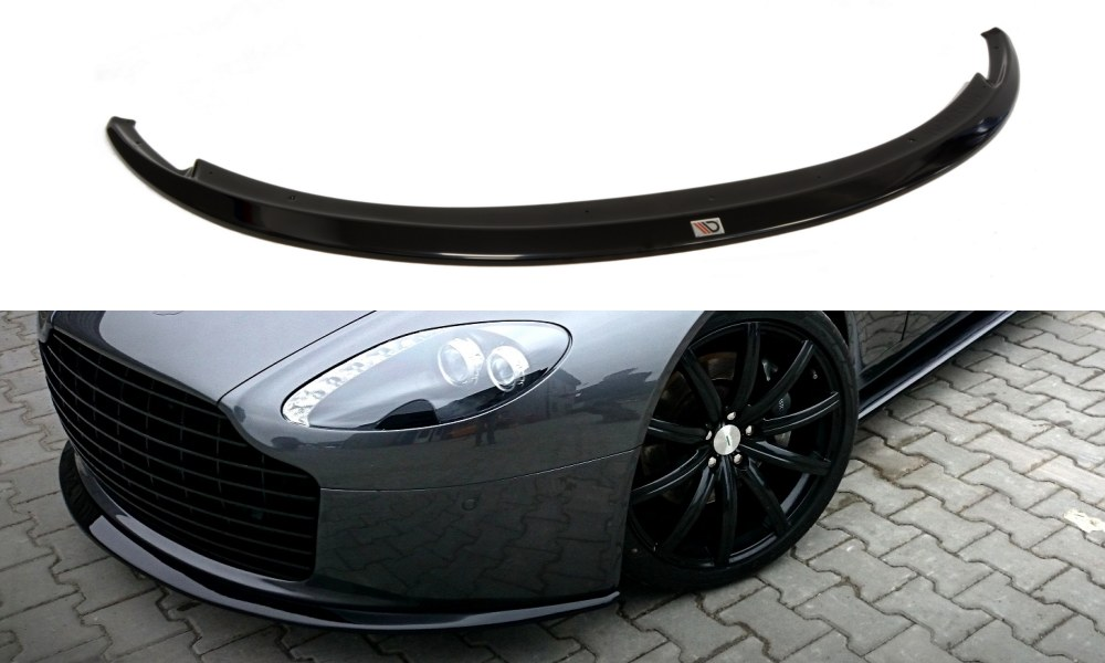 Splitter Przedni Aston Martin V8 Vantage - GRUBYGARAGE - Sklep Tuningowy